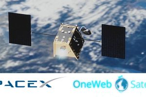 spacex oneweb satellites