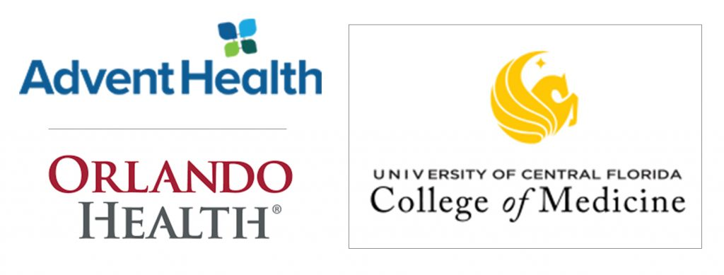 advent health Orlando Health ucf college of medicine