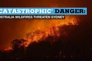 Australia's fires