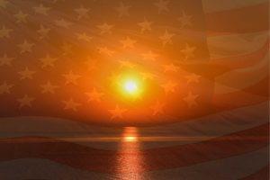 dawn in america