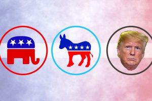 trump party