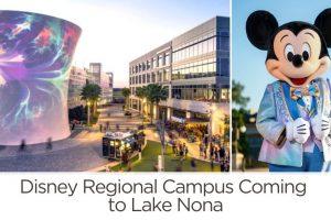 Lake Nona Disney